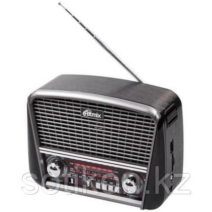 Радиоприемник портативный Ritmix RPR-065 grey, фото 2