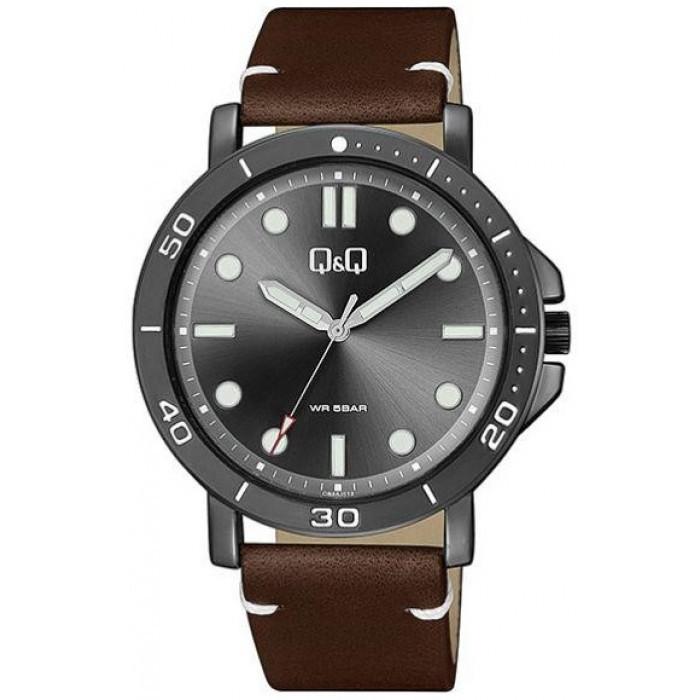Японские наручные часы Q&Q QB86-512. Гарантия. Kaspi RED. РАссрочка.