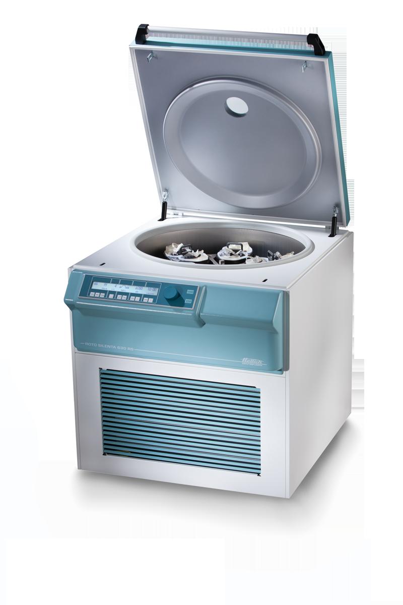Лабораторная напольная центрифуга ROTO SILENTA 630 RS