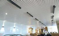 Ячеистый потолок Грильято Албес