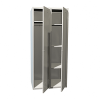 Шкаф для раздевалок Стандарт LS-21 U