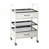 Мебель медицинская для оборудования кабинетов и палат: Стол манипуляционный МД SM 2