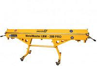 Мобильный проходной листогиб MetalMaster EuroMaster LBM 300 PRO (Sorex Z.R.S. 3160 Польша )(ОРИГИНАЛ)