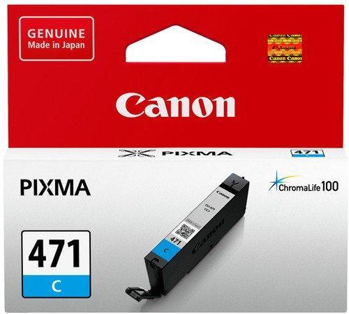Чернила Canon CLI-471 C (0401C001AA)