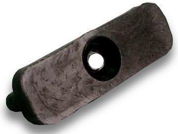 Промежуточный пластиковый кляймер (клипса) для универсальной доски Holzhof.