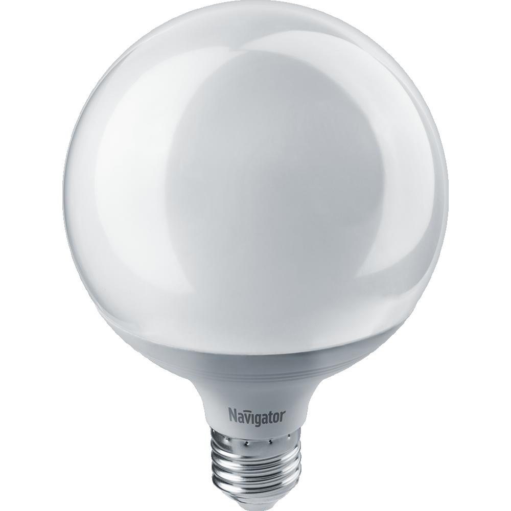 Лампа NLL-G120-18-230-4K-E27 14 165 Navigator