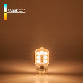 Лампа LED G9 LED BLG906 3W 220V 3300K