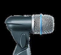SHURE Beta 56A Динамический суперкардиоидный инструментальный микрофон