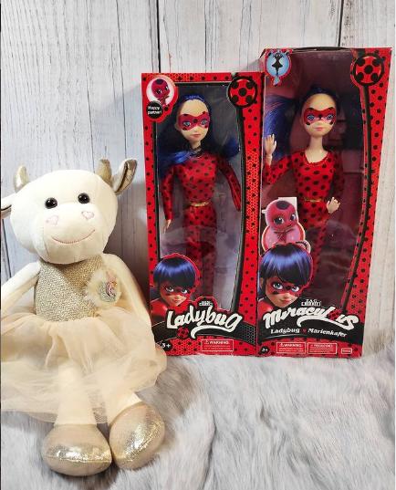 Кукла Lady Bug, в подарочной упаковке