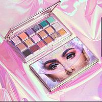 Палетка теней для век Huda Beauty Mercury Retrograde Eyeshadow Palette