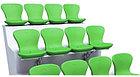Стационарное пластмассовое сиденье СН03, фото 3