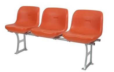 Стационарное пластмассовое сиденье СН04