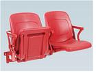 Стационарное пластмассовое сиденье СН05, фото 2