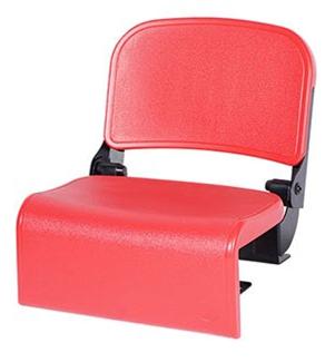 Стационарное пластмассовое сиденье СН07