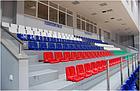 Стационарное пластмассовое сиденье, фото 3