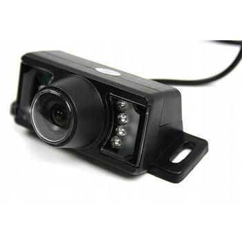 Камера заднего вида для автомобиля, водонепроницаемая Черный