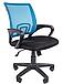 Кресло Chairman 696 Black, фото 7