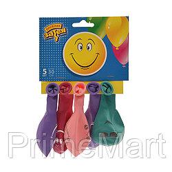 Воздушные шарики 1111-0841 (5 шт. в пакете)