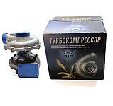 Турбокомпрессор ТКР-11Н2 СМД-17 6-ти шпилечная пр-во Декорт-Турбосервис, фото 3