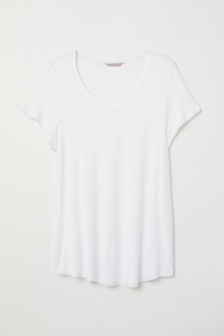 H&M Женская футболка -Е2