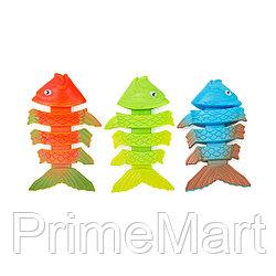 Набор игрушек для ныряния Bestway 26029 (Извивающиеся рыбки 3 шт в наборе)