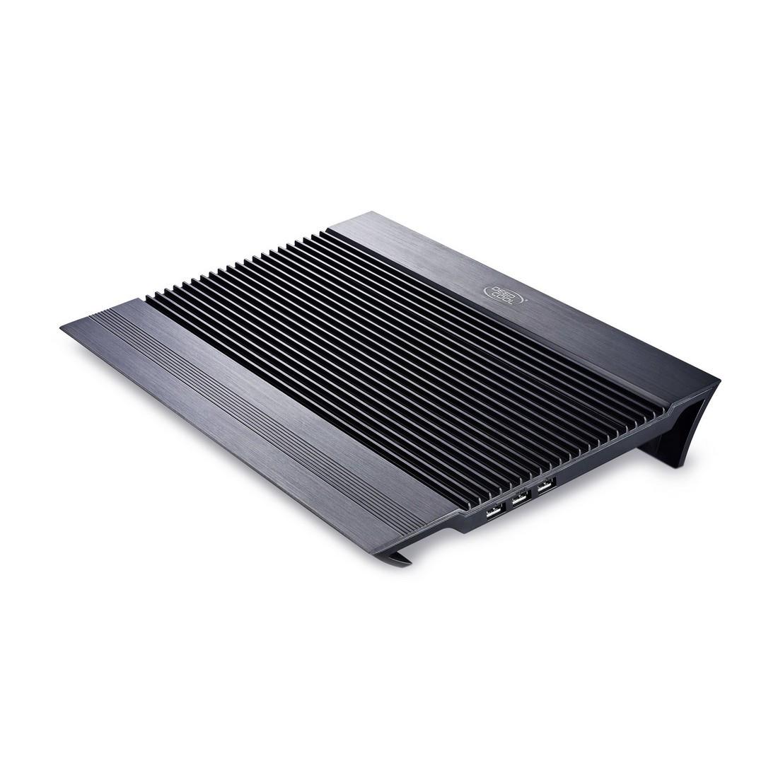"""Охлаждающая подставка для ноутбука Deepcool N8 Black (DP-N24N-N8BK) 17"""""""