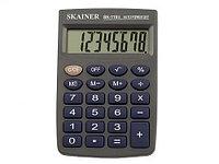 "Калькулятор карманный SKAINER ""110II"" 8-разрядный"