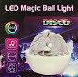 Цветомузыка - Диско шар LED Magic Ball Light