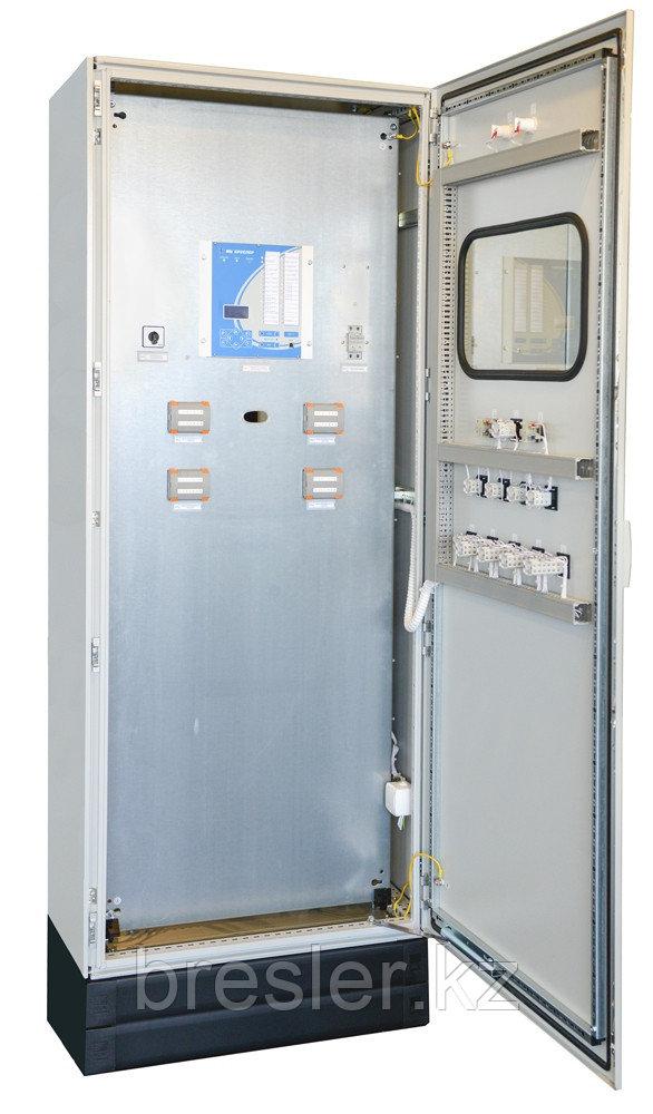 Шкаф неполной защиты шин 6(10)-35 кВ до семи присоединений