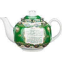 """Заварочный чайник """"сура Ихлас и Ан-нас"""", фото 1"""