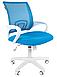 Кресло Chairman 696 White, фото 4