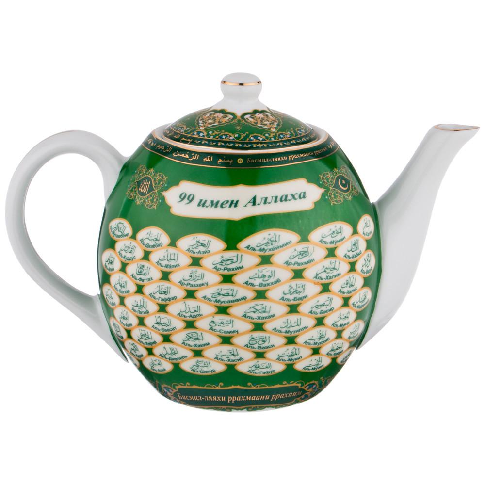 "Заварочный чайник ""99 имён Аллаха"""