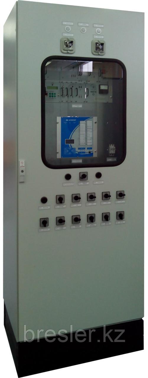 Шкаф направленной высокочастотной защиты линий 110-330 кВ с ТАПВ «Ш2600 07.54х»