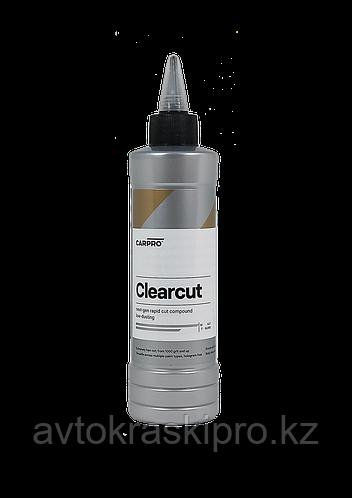 Clearcut Абразивная полироль 250гр