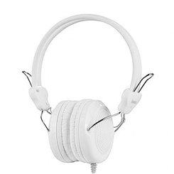 Гарнитура Hoco W5 Digital Stereo White