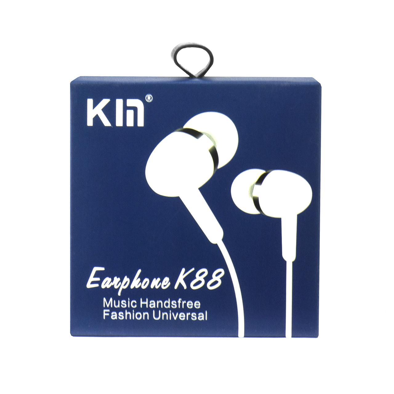 Гарнитура Kin K88, White