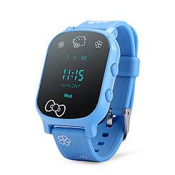 Детские часы с GPS WONLEX GW700 Blue