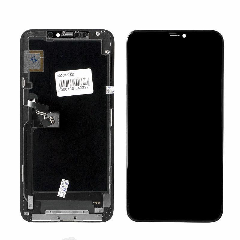 Дисплей Apple iPhone 11 Pro Max (6.5*) (GX) Soft, Black