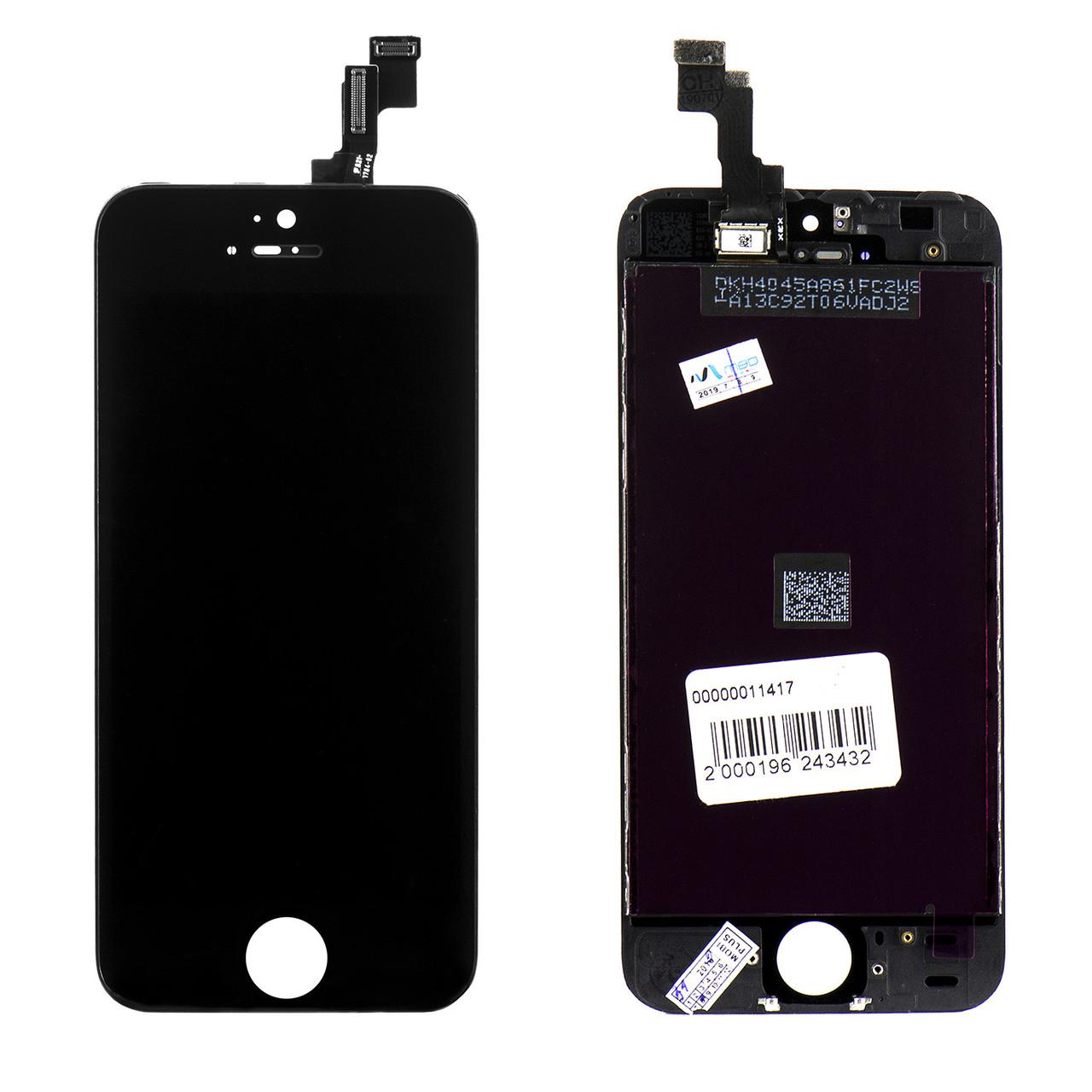 Дисплей Apple iPhone 5S Original Black (17)