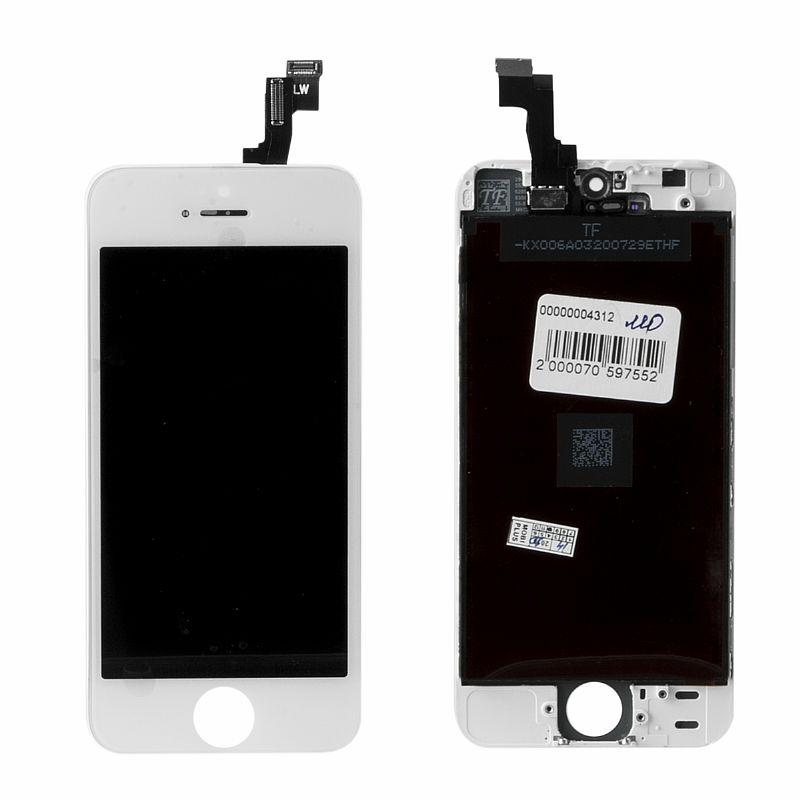 Дисплей Apple iPhone 5S White (17)