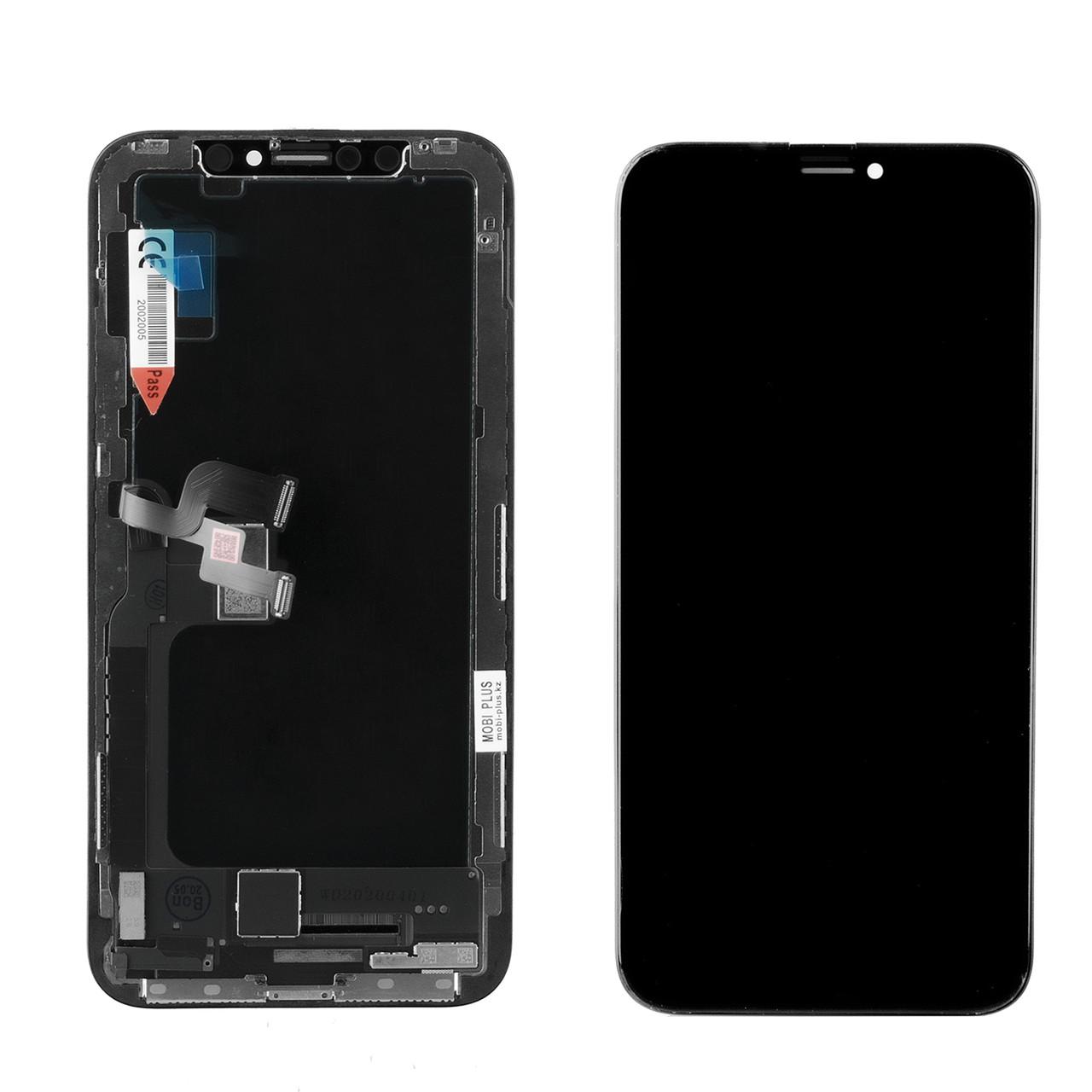 Дисплей Apple iPhone X TFT, Black