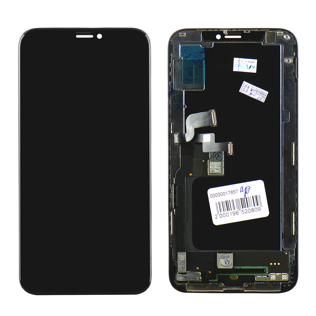 Дисплей Apple iPhone XS Original self-welded Black