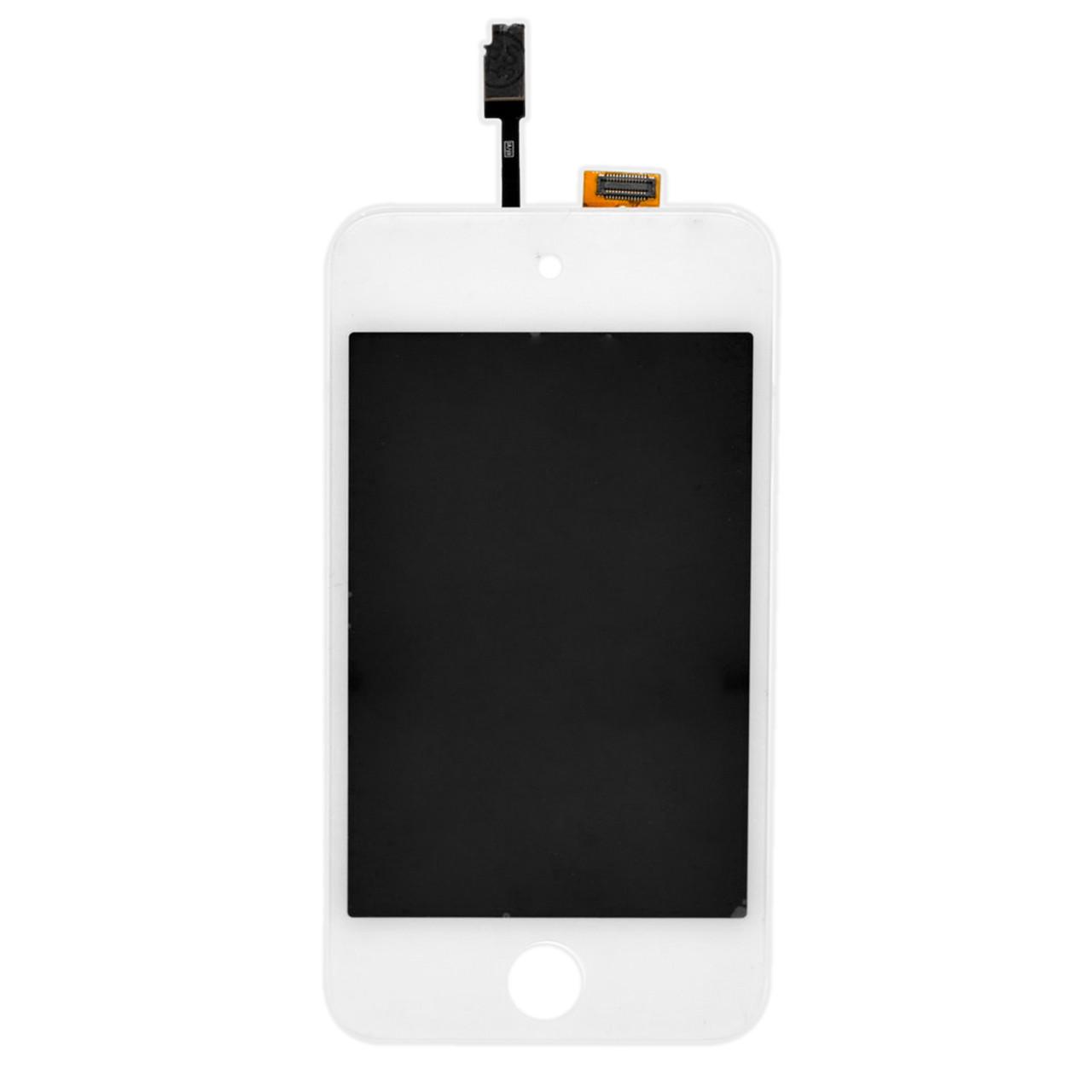 Дисплей Apple iPod 4 в сборе White (20)