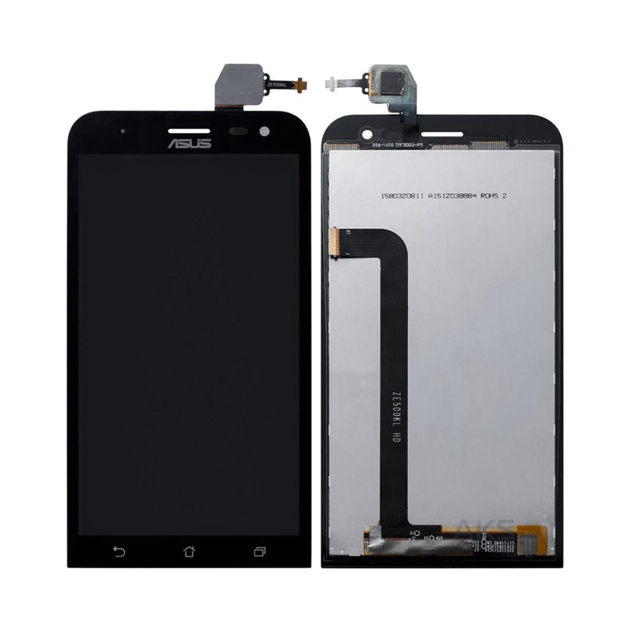 Дисплей Asus Zenfone 2 Laser ZE550KL Black (35)