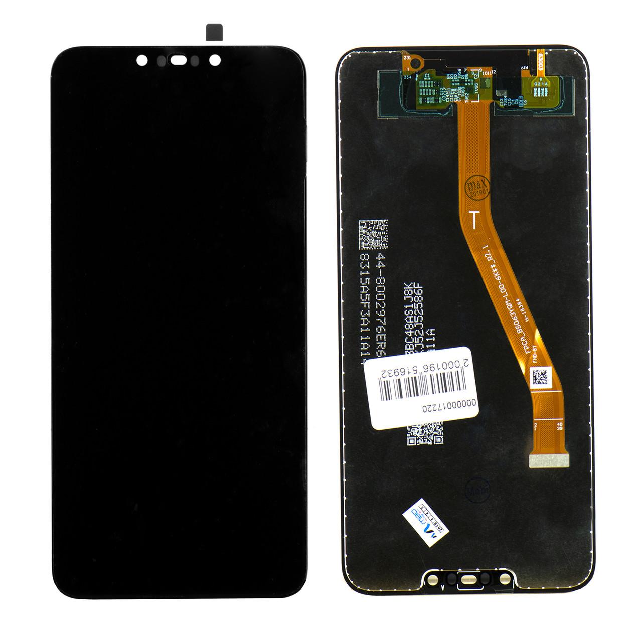 Дисплей Huawei Nova 3 в сборе Black