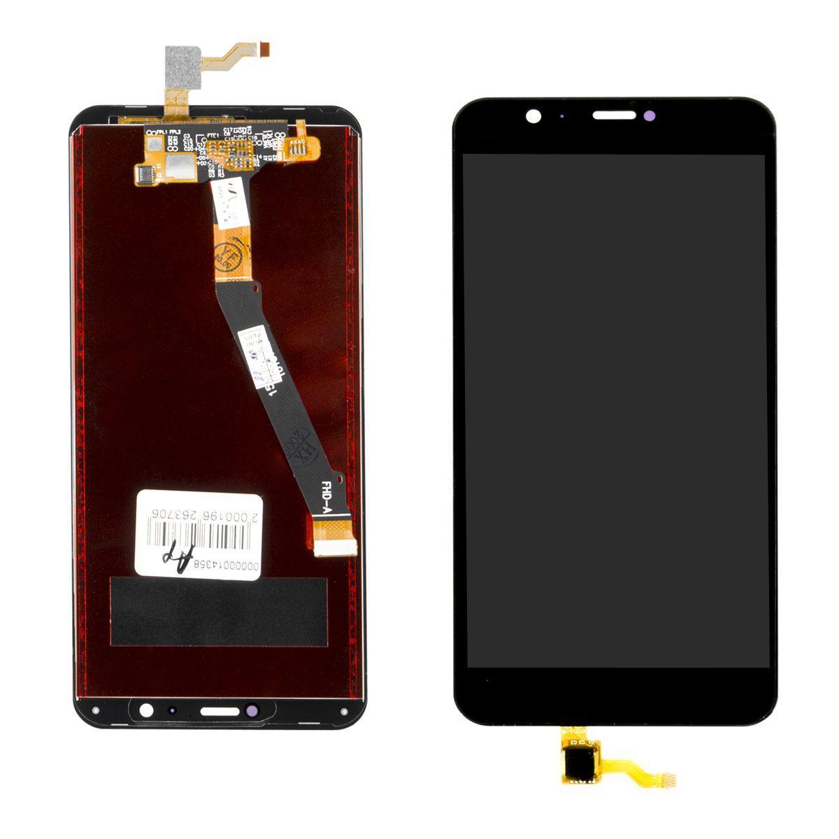 Дисплей Huawei P Smart (2018) в сборе Black