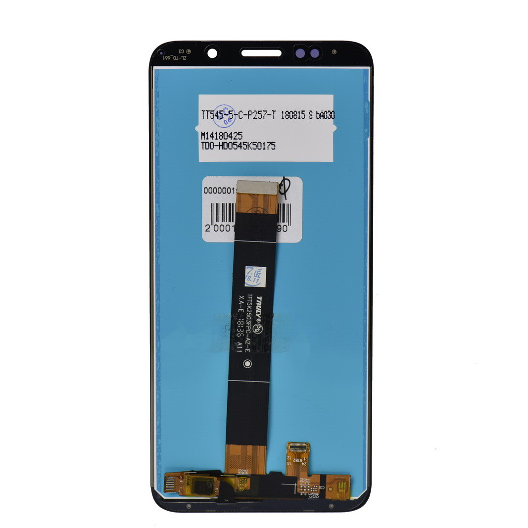Дисплей Huawei Y5 Prime (2018) в сборе Black