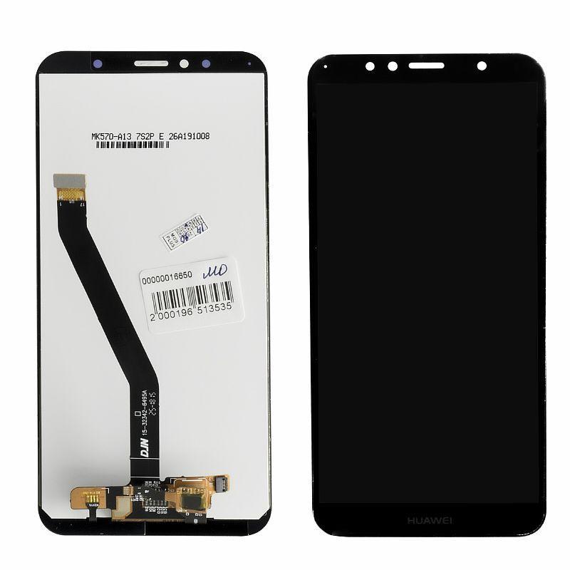 Дисплей Huawei Y6 Prime (2018) в сборе Black