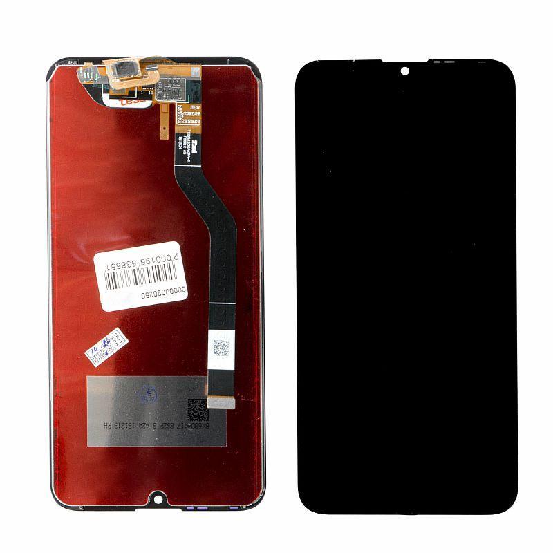 Дисплей Huawei Y7 (2019) в сборе, Black