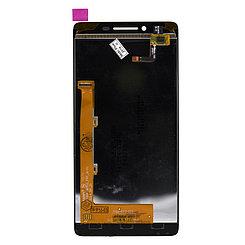 Дисплей Lenovo A6000 в сборе Black (34)